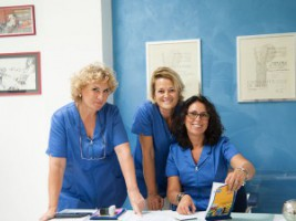 Marilena, Cristina e Adriana