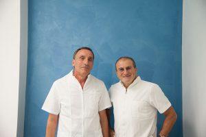 Duilio Persi e Michele Mongelluzzo